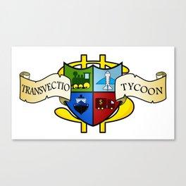 Transvectio Tycoon Canvas Print