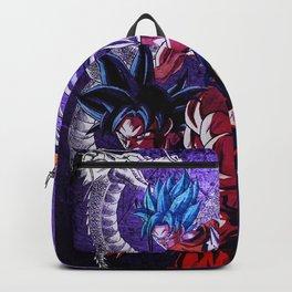 full saiyan goku Backpack