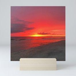 Beach #6 Mini Art Print