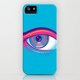 A Stalking Device iPhone Case