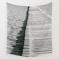 2001 Wall Tapestries featuring Lines by Julia Aufschnaiter