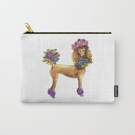 Poodle Dee Doo Carry-All Pouch
