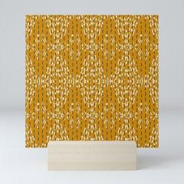 ZOLA KANTHA GOLD Mini Art Print