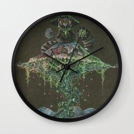 The Yogiest Bear Wall Clock