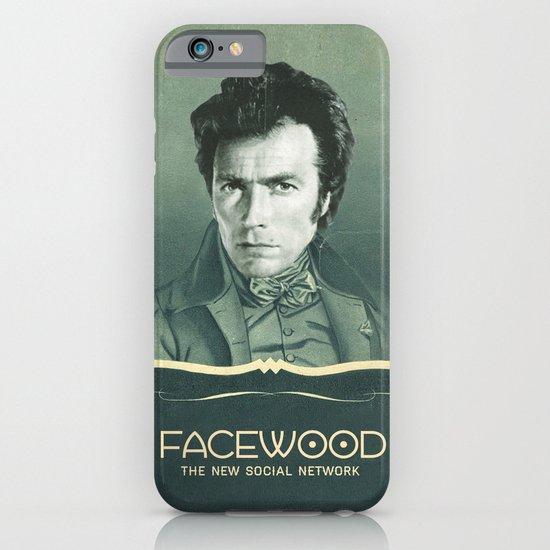 facewood iPhone & iPod Case