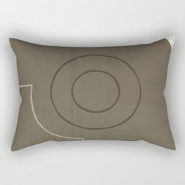 Branded Abstract 11 Rectangular Pillow