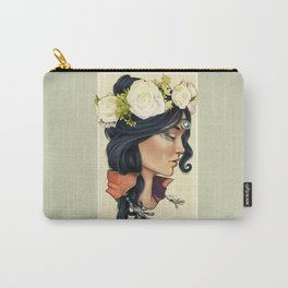 Bohemian Girl Carry-All Pouch