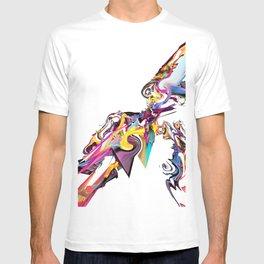 Spiral Static T-shirt