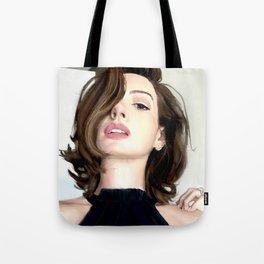 Pretty girl selfie Tote Bag
