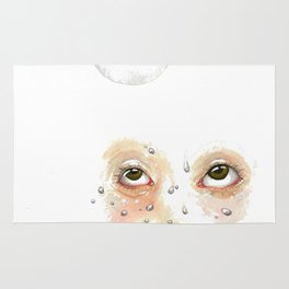 Bubbles & Drips Rug