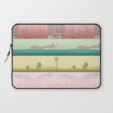 A Wes Anderson Collection Laptop Sleeve