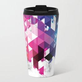 Marble & Geometry 013 Travel Mug