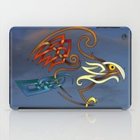hawk iPad Cases featuring Hawk by Knot Your World