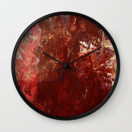Moctezuma Wall Clock