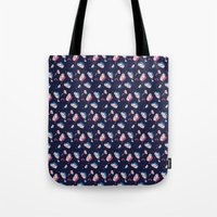 matisse Tote Bags featuring MATISSE DREAMS by Wishbox Creative