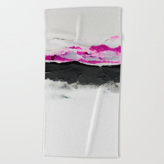 YM99 Beach Towel