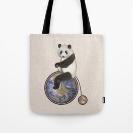Penny Makes the World Go Around Tote Bag