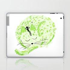 Fresh cat Laptop & iPad Skin