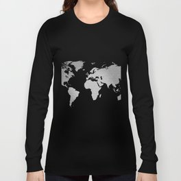 World Wide Hustle Long Sleeve T-shirt
