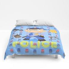 Police Comforters