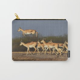 Making her own way Carry-All Pouch