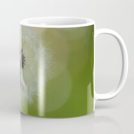 Dandelion in LOVE- Flower Floral Flowers Spring Coffee Mug