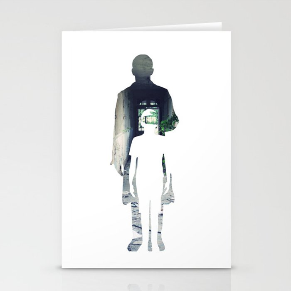 Noir. Stationery Cards