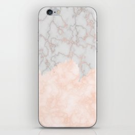 Rosette Marble iPhone Skin