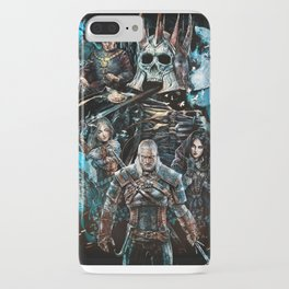 The Witcher Wild Hunt iPhone Case