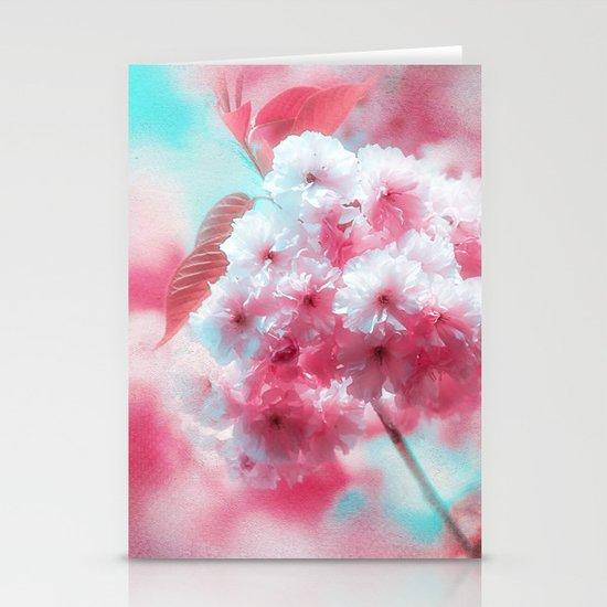 SPRING LOVE AFFAIR Stationery Cards