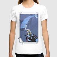scuba T-shirts featuring Scuba diver by Aquamarine Studio