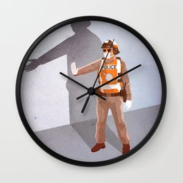 Mandatory Tipping (The Checkpoint) Wall Clock