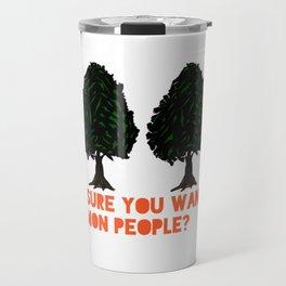 Common People Travel Mug