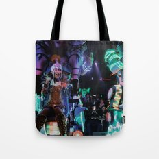 Robot Girl Tote Bag