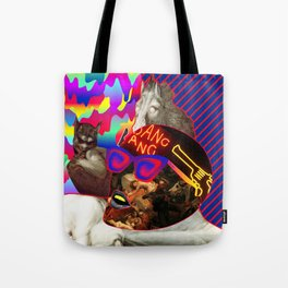 Bang Bang Tote Bag