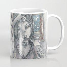 Cat metamorphosed Coffee Mug