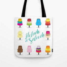 Salcedo's Ice-Cream 2.0 :: Helado de Salcedo 2.0 Tote Bag