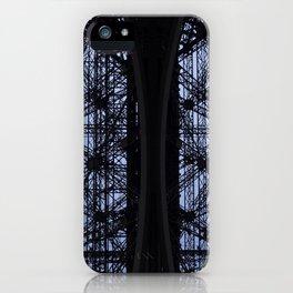 Eiffel Tower - Detail iPhone Case