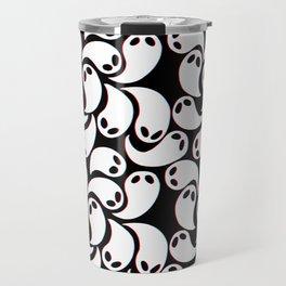3D Ghosties Travel Mug