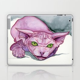 The Pink Sphinx Laptop & iPad Skin
