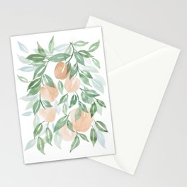 Peach Tree Stationery Cards