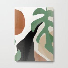 Abstract Art 37 Metal Print