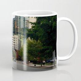 A Walk To Baltimore's Fleet Street Coffee Mug