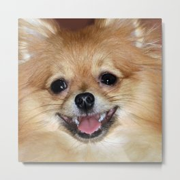 My joyful smile Metal Print
