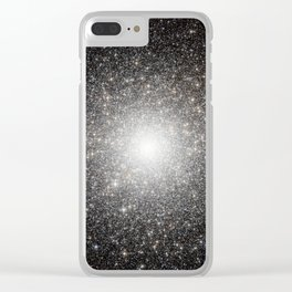 Messier 54 Clear iPhone Case