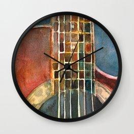 Ovation Accoustic Guitar  Wall Clock