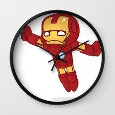 IRON MAN ROBOTIC Wall Clock