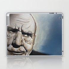 Elderly Man Laptop & iPad Skin