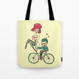 Love Ride! Tote Bag