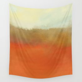 Fall Landscape Wall Tapestry